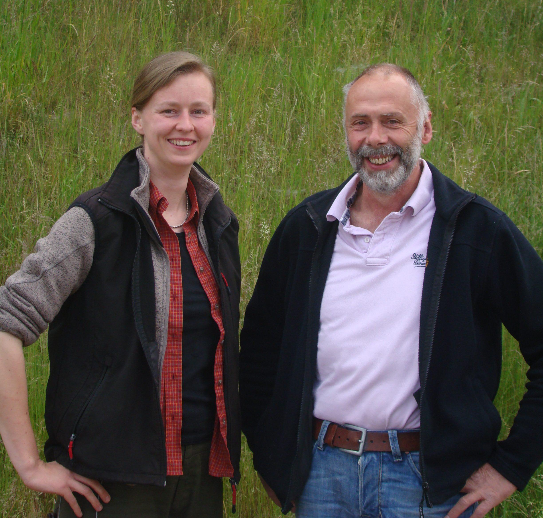 Marika Schuchardt & Hans Diederichs